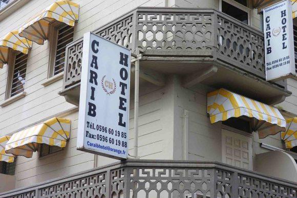 Carib h tel office du tourisme de fort de france - Office du tourisme fort de france ...