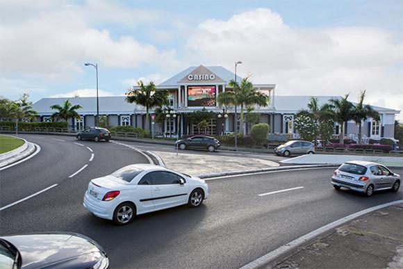 Casino bateli re plazza office de tourisme de fort de france - Office de tourisme fort de france ...