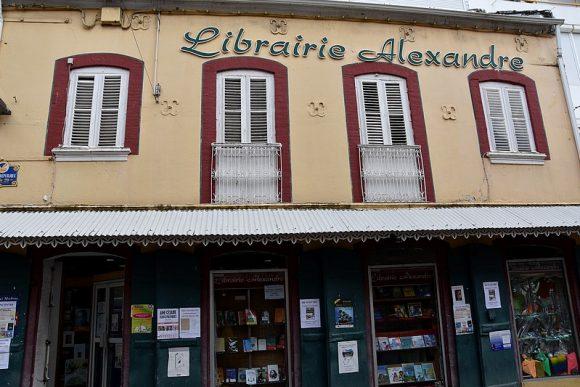 Librairie alexandre office de tourisme de fort de france - Office de tourisme fort de france ...