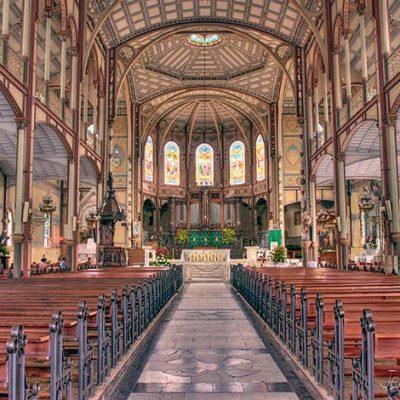 cathédrale JA COOPMAN