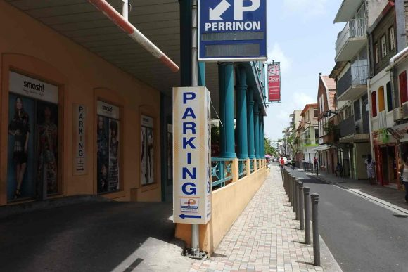 Parking perrinon office du tourisme de fort de france - Office tourisme fort de france ...