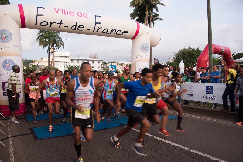 Semi marathon international de fort de france office du tourisme de fort de france - Office de tourisme fort de france ...