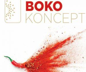 Boko concept restaurant logo