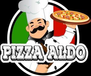 Pizza aldo redoute logo
