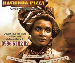 HACIENDA PIZZA